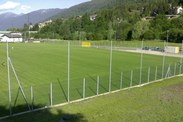 Reti per campi sportivi, qualità e sicurezza