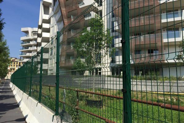 Pannelli da recinzione, tipologie