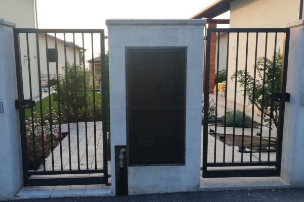 Cancelli automatici e amministratore di condominio