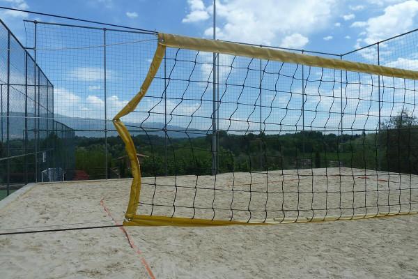 Reti di recinzione per campi da pallavolo