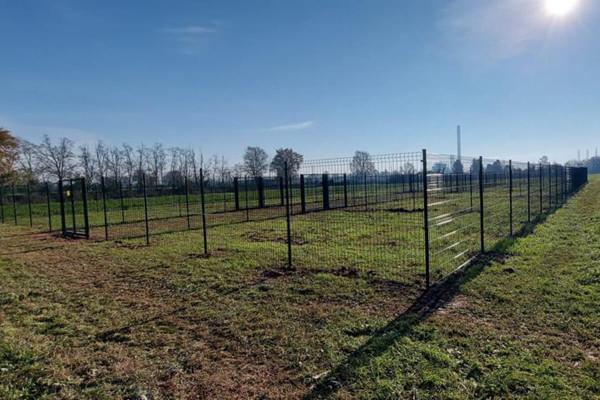 """Retissima, recinzione per nuovo allevamento """"Leon d'oro"""""""